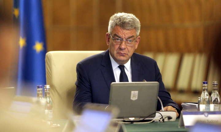 Premierul Mihai Tudose nu-l demite pe şeful Poliţiei Române (Sursa foto: gov.ro)