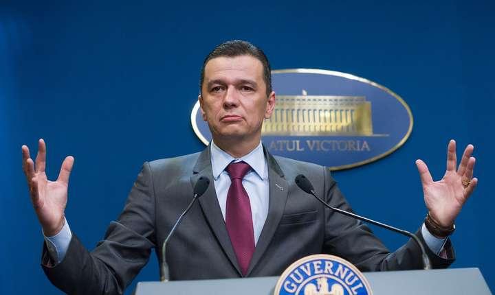 Sorin Grindeanu, dat afară din Partidul Social Democrat (Sursa foto: www.gov.ro)