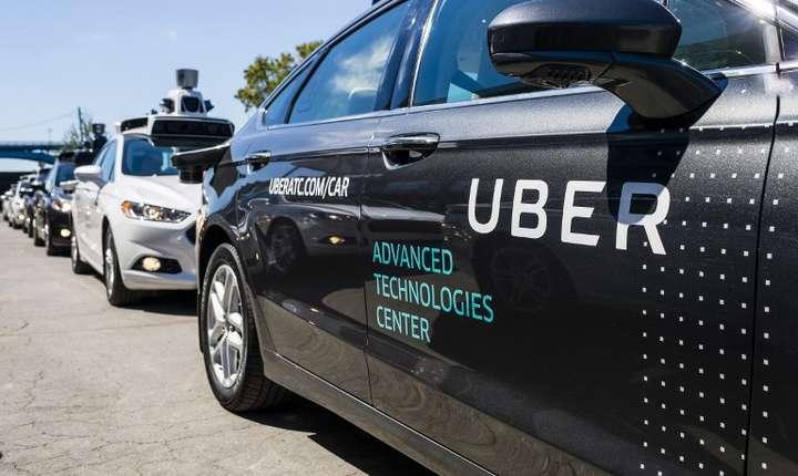 Compania Uber suspendă testarea maşinilor autonome în SUA (Foto: AFP/Angelo Merendino)