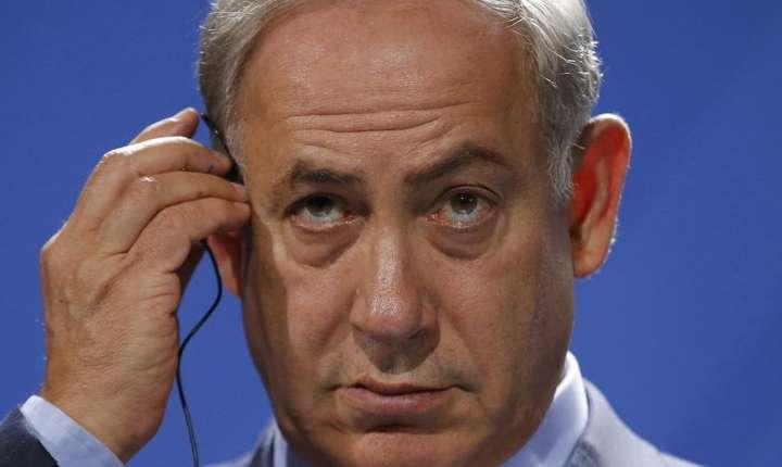 Premierul israelian Benyamin Netanyahu