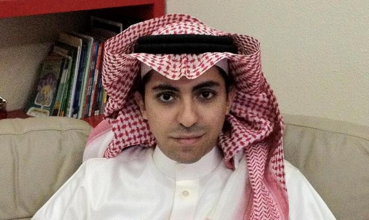 Bloggerul saudit Raif Badawi, aici în 2012 (Foto: AFP)