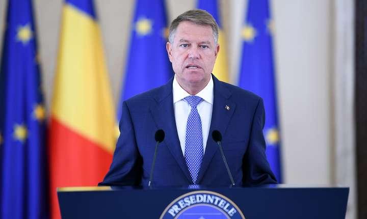 Preşedintele Klaus Iohannis cere agenda şedinţelor de Guvern (Sursa foto: presidency.ro)