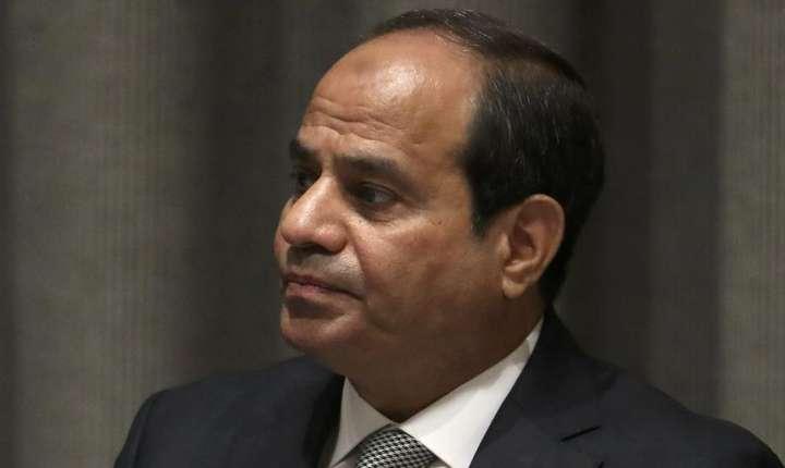 Presedintele Egiptului, Abdel Fattah al-Sissi