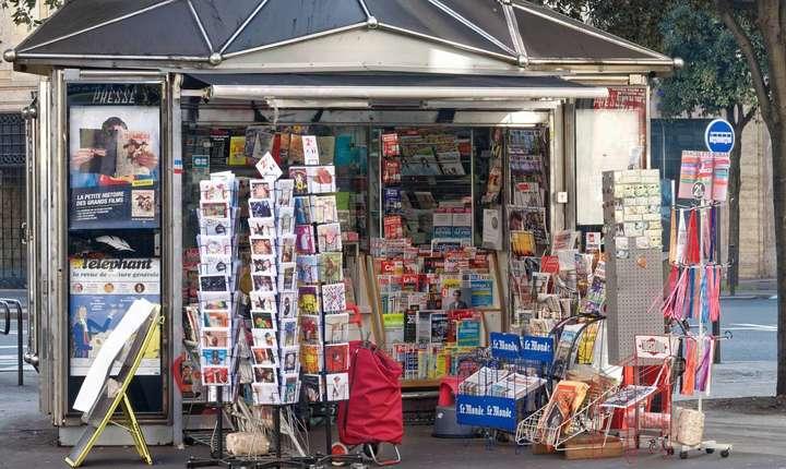300 de ziare din Franta se aliazà ca sà tinà piept mai marilor internetului