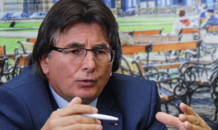 Primarul Timişoarei, Nicolae Robu, a fost audiat de procurorii DNA