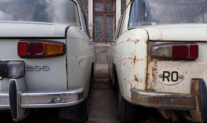 """Proiect """"Dacia50"""" - Foto: Albert Vrabiuta"""