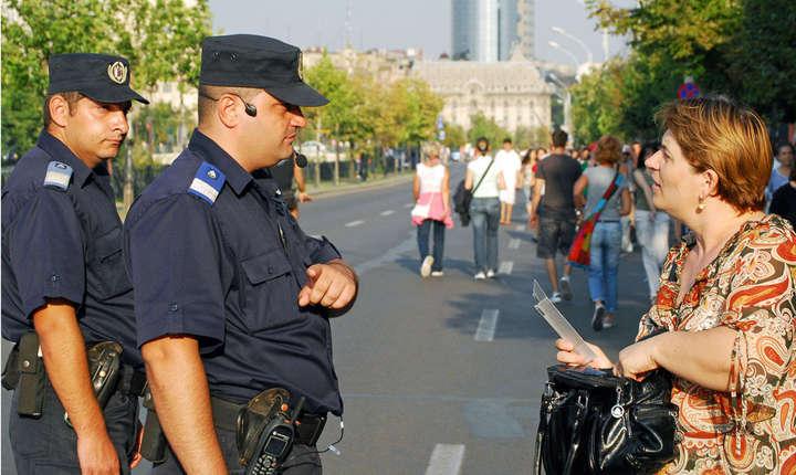 Jandarmii ar putea avea puteri sporite, conform unui proiect de lege (Sursa foto: site Jandarmeria Română)