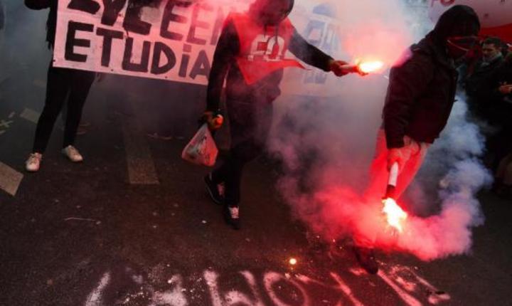 Proteste de amploare au avut loc în mai multe regiuni din Franța în ultimele săptămâni împotriva măsurilor prevăzute de reforma Muncii