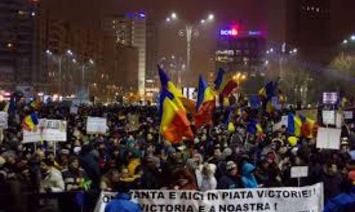 Ziua Nationala: Mai multe proteste sunt anunţate in Piata Victoriei si la Arcul de Triumf
