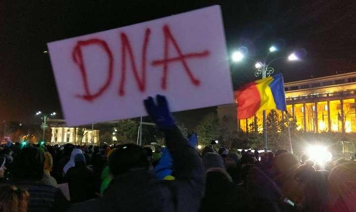 Protestele au început miercuri seară