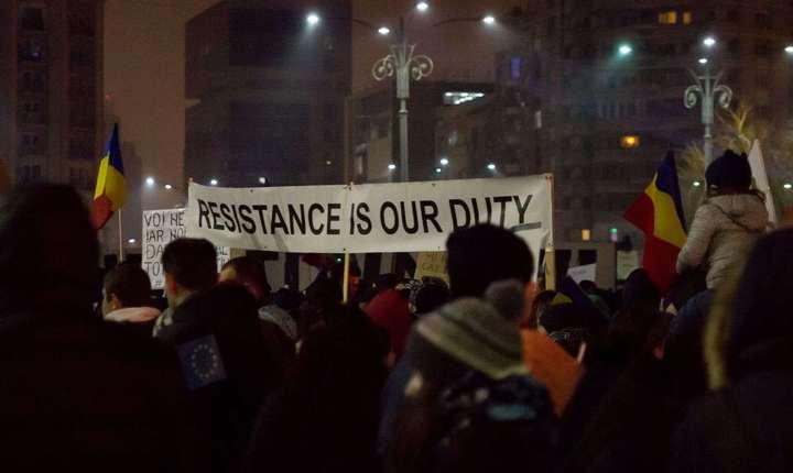 Protestele continua pentru a 12-a zi consecutiv