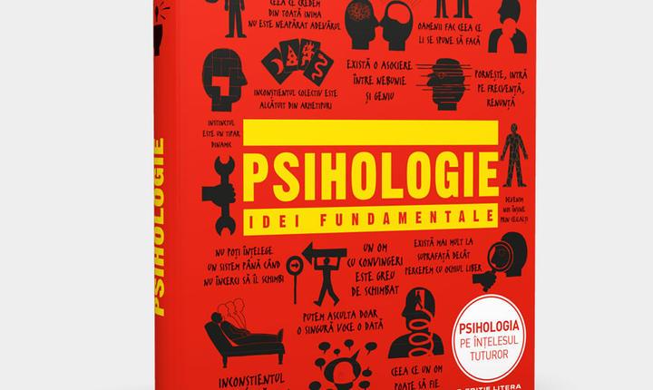 Coperta cartii Psihologie. Idei fundamentale