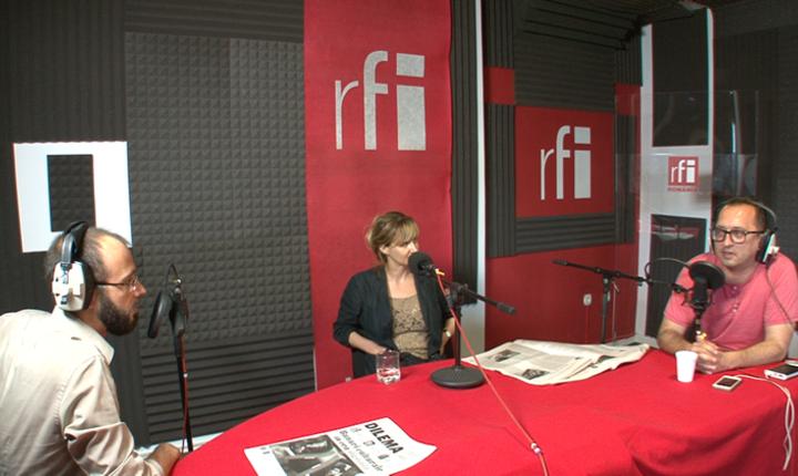 Laurenţiu Colintineanu, Ana Maria Sandu si Teodor Tita
