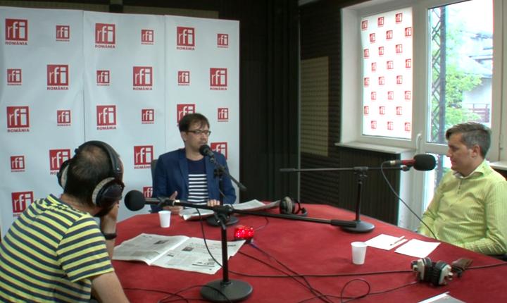 Laurenţiu Colintineanu, Matei Martin şi Valeriu Antonovici