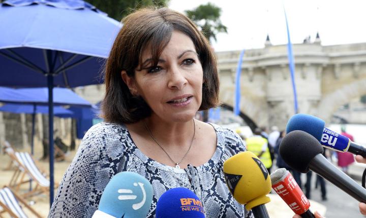"""Anne Hidalgo, primàrita socialistà a Parisului, ràspunde celor care criticà operatiunea """"Tel Aviv sur Seine"""""""