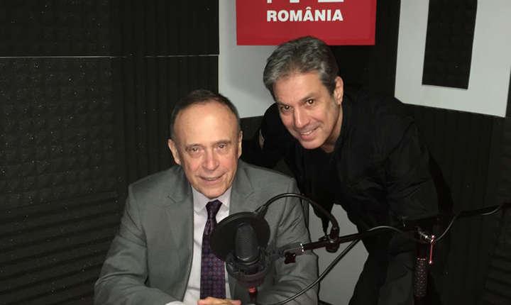 Radu Boroianu et Nicolas Don
