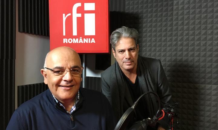 Raed Arafat și Nicolas Don la radio