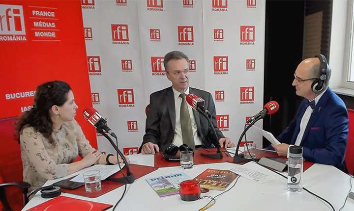 Andreea, Radu Craciun si Sergiu Costache