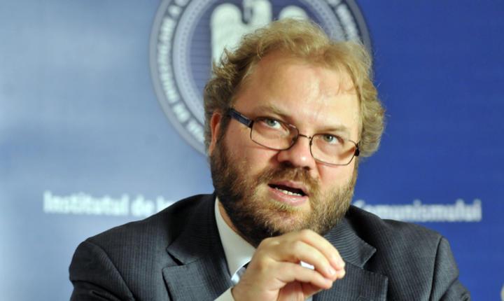 Radu Preda, preşedinte executiv IICCMER