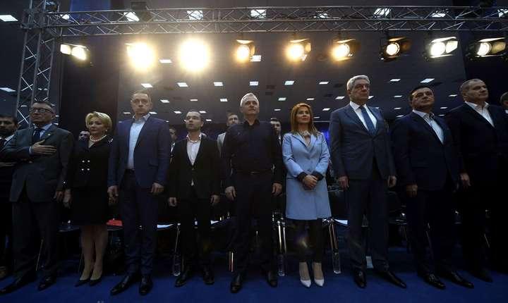 Criza din PSD, tranşată luni de CEX (Sursa foto: site PSD/arhivă)