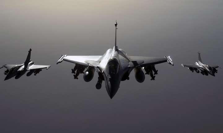 Avioane militare franceze de tip Rafale