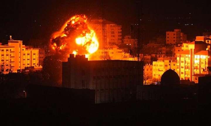 Raid israelian în teritoriile palestiniene-imagine de arhivă, aprilie 2019 (Foto: Reuters)