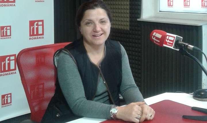 Raluca Prună și-ar dori un referendum pe tema justiției (Foto: arhivă RFI)