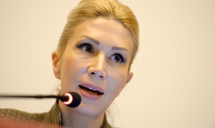 Vicepreşedintele PNL Raluca Turcan (Foto: www.pnl.ro)
