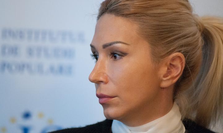 Vicepreşedintele PNL, Raluca Turcan