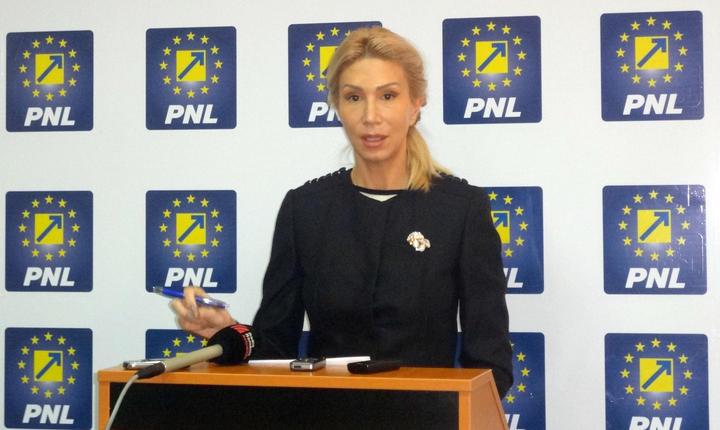 Raluca Turcan, vicepreşedinte PNL
