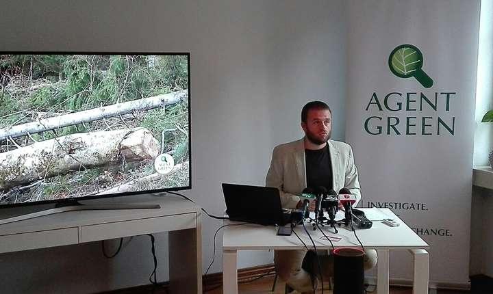 Andrei Ciurcanu, investigator Agent Green (Foto: RFI/Cosmin Ruscior)