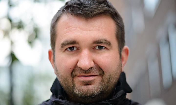 Răzvan Marc, reprezentatul României la Oficiul de Turism de la Londra