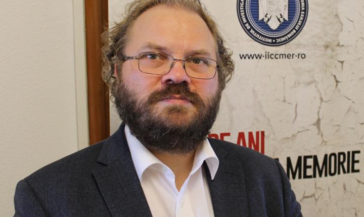 Radu Preda, critic după primul verdict al magistraților în procesul Ursu (Sursa foto: site IICCMER)