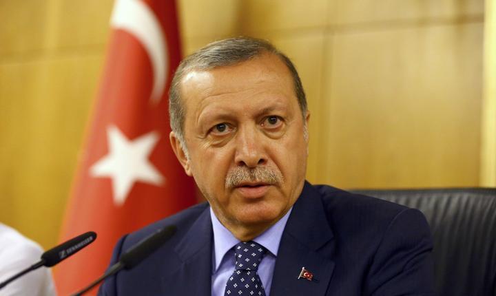 Presedintele Turciei, Recep Tayip Erdogan