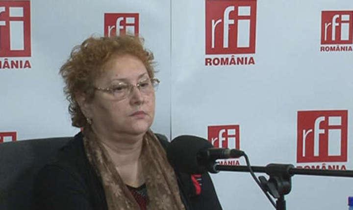 Renate Weber: ALDE în susţine pe Tudorel Toader (Foto: arhivă RFI)