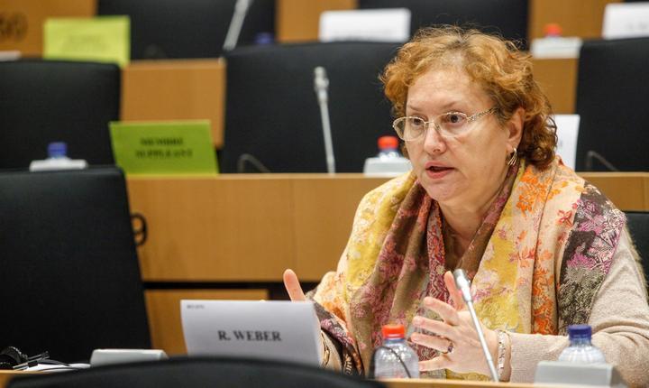 Renate Weber, europarlamentar ALDE