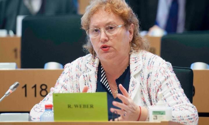 Renate Weber: Urmează o adevărată bătălie pentru reconstruirea Europei (Sursa foto: Facebook/Renate Weber)
