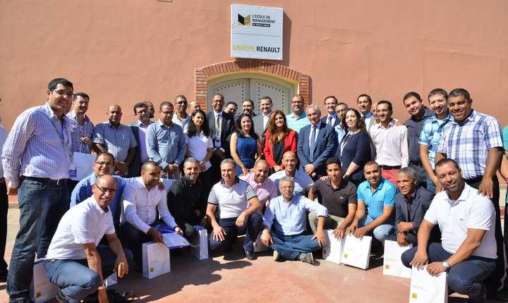 Scoala de management inaugurata de firma Renault în Maroc
