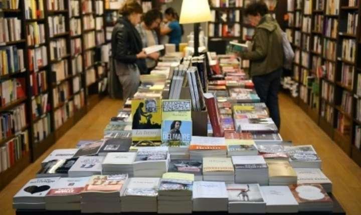 """În total 524 de romane, dintre care 336 franceze şi 188 străine reprezintă """"la rentrée littéraire"""" în acest an 2019."""