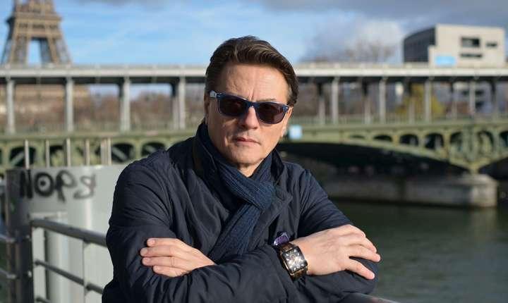 Cătălin Ionescu, comisar divizionar de poliţie, ataşatul cu afacerile interne pe lângă ambasada României din Franţa