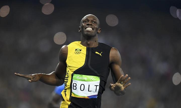 Usain Bolt, la Rio (Foto: Reuters/Dylan Martinez)