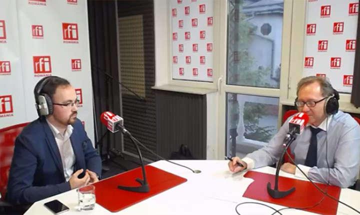 Robert Lupitu și Constantin Rudniţchi
