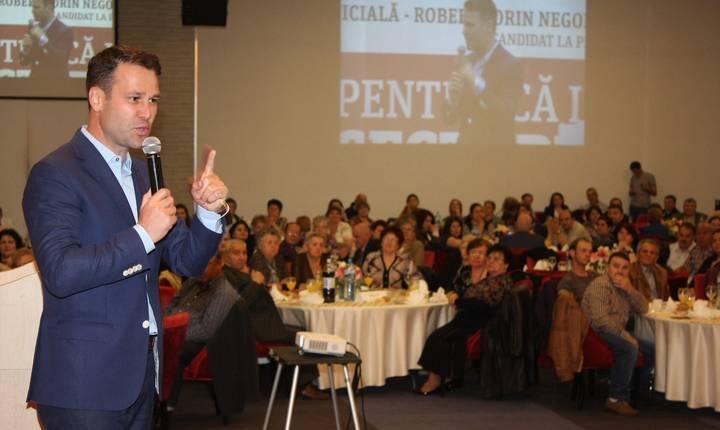 Robert Negoiță îl critică pe ministrul de Finanțe, Eugen Teodorovoci (Sursa foto: Facebook/Robert Negoiță)