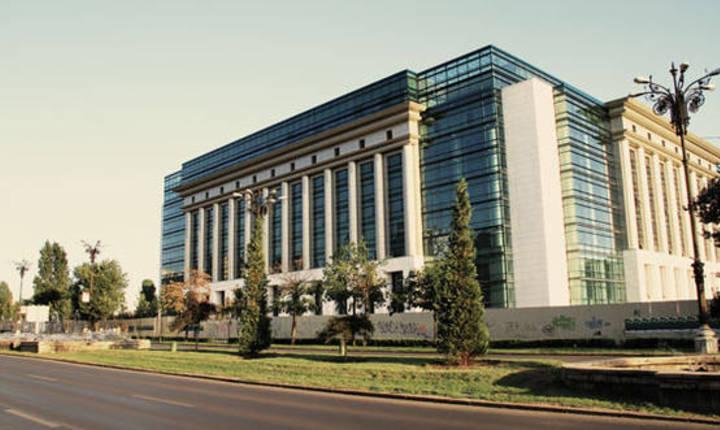 Sediul Bibliotecii Naţionale a României