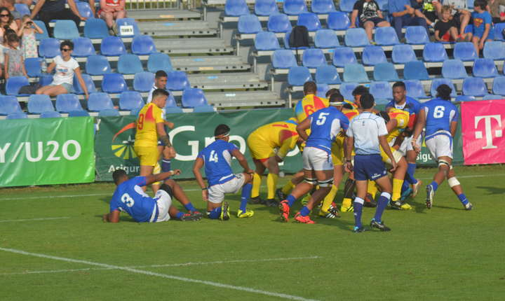 România 17 Samoa 31