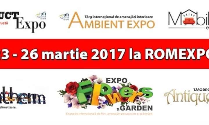 Romexpo, 23-26 martie 2017