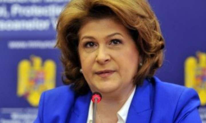 Rovana Plumb, pe lista oficiala a comisarilor europeni