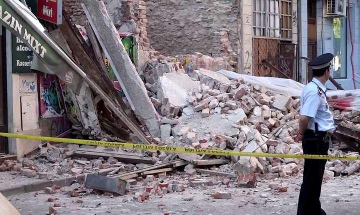 Lista clădirilor cu risc seismic, a Primăriei Generale, are 3.500 de clădiri încadrate în diverse clase de risc