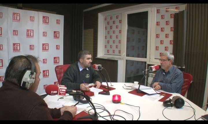 """Invitați sunt Mirel Bănică, cercetător în domeniul antropologiei religiei la Academia Română, și Gabriel Gherghescu, realizator la TVR al emisiunii """"Viața Satului"""""""