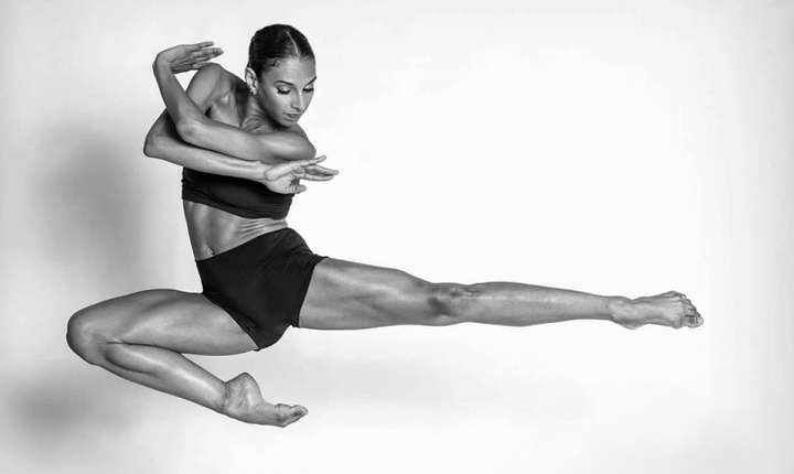 "Sade Bully a susținut workshop-ul de dans ""Afro-Caribbean Jazz"""